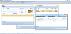 Point of Sale Software Item and Material Management