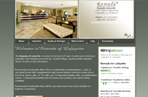 Ramada Inn Website