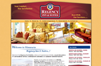 website Regency Inn