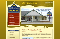 Website template velly Inn